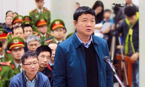 Những lời khai đầu tiên của ông Đinh La Thăng trước tòa - Ảnh 3.