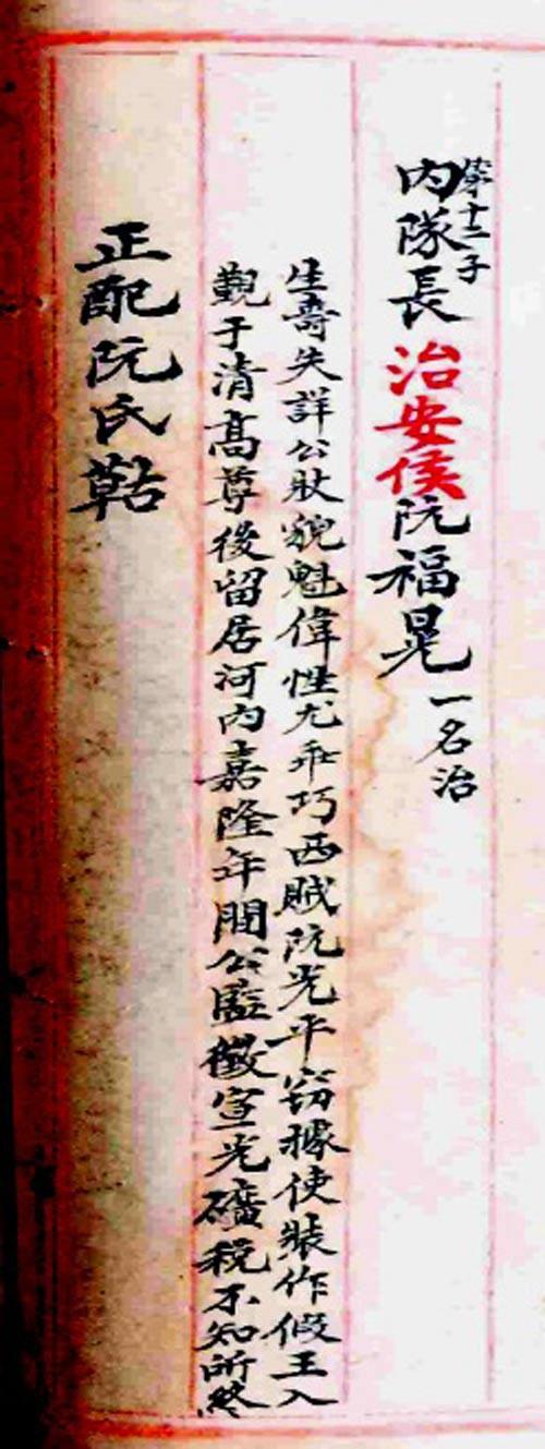 Bí ẩn cuộc đời vua Quang Trung - ảnh 1