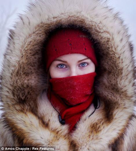 Ngôi làng Cực lạnh từng chịu đựng nhiệt độ -71,2 độ C - Ảnh 8.
