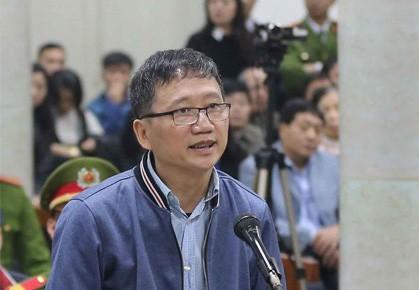 Trịnh Xuân Thanh lại sắp hầu tòa vụ án tham ô tài sản khác - ảnh 1