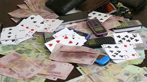Bình Thuận: Phó Chủ tịch Hội đông y huyện bị truy nã vì đánh bạc - Ảnh 1.