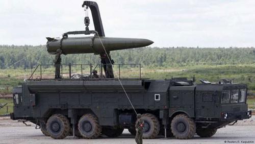 Mỹ - Nga trong vòng xoáy tên lửa - Ảnh 1.