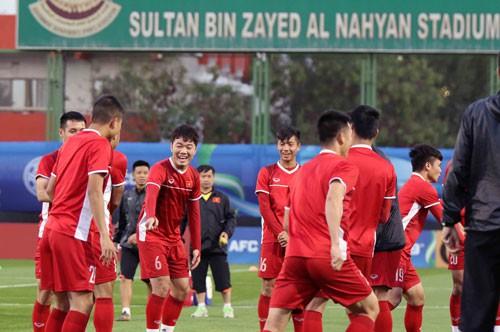 Asian Cup 2019: Tuyển Việt Nam đủ sức gây sốc - Ảnh 1.