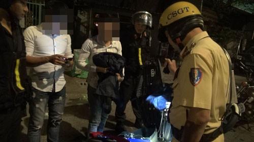 Lực lượng 363 trấn áp, ngăn ngừa tội phạm - Ảnh 1.