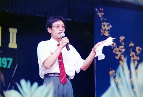 Giải Mai Vàng 25 năm: Ký ức vui vẻ của MC Lại Văn Sâm - Ảnh 3.