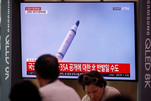 Canh bạc thử tên lửa của Triều Tiên - Ảnh 1.