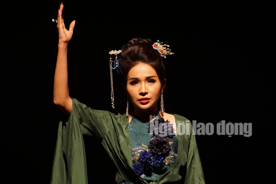 Diễn viên Khả Như: Không sợ lao đao, lận đận khi đóng vai Thúy Kiều - Ảnh 1.