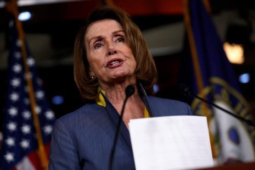 Đảng Dân chủ công bố luận điểm luận tội ông Donald Trump - Ảnh 1.