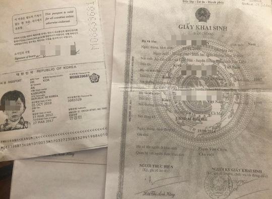 UBND xã cấp khống giấy khai sinh cho trẻ mang quốc tịch nước ngoài - Ảnh 1.