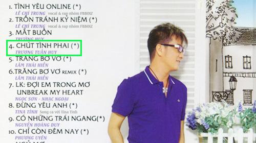 Một nhạc sĩ kiện ca sĩ Đàm Vĩnh Hưng vì bài hát Chút tình phai - Ảnh 1.