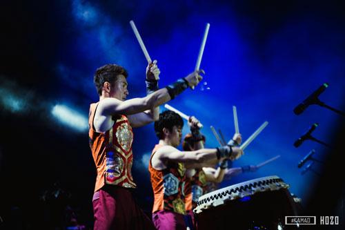 `Dấu ấn lễ hội âm nhạc quốc tế Hò dô - Ảnh 3.