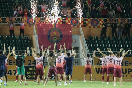 Sài Gòn FC không còn của bầu Hiển - Ảnh 1.