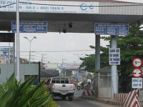 4 trạm BOT ở Đồng Nai ngưng thu phí vĩnh viễn - Ảnh 1.