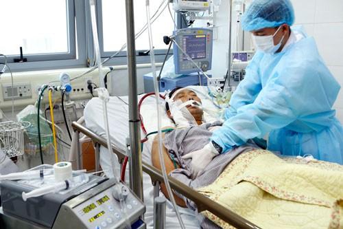 Nhiều người nguy kịch vì nhiễm cúm A/H1N1 - Ảnh 1.
