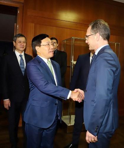 Tổng Bí thư, Chủ tịch nước mời Tổng thống Đức thăm Việt Nam - Ảnh 1.