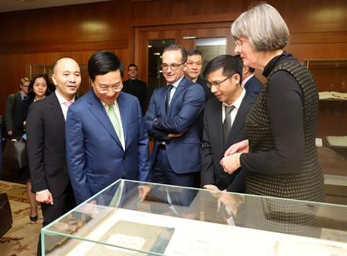 Tổng Bí thư, Chủ tịch nước mời Tổng thống Đức thăm Việt Nam - Ảnh 3.