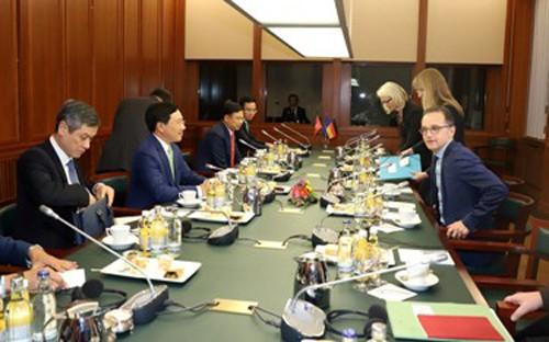 Tổng Bí thư, Chủ tịch nước mời Tổng thống Đức thăm Việt Nam - Ảnh 2.