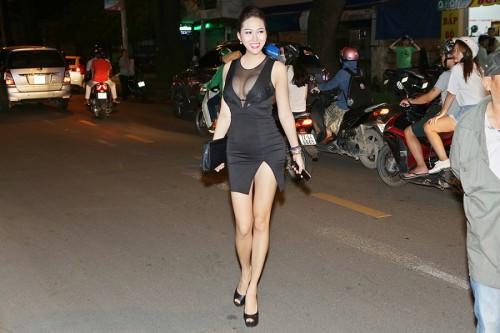 Phi Thanh Vân thanh minh về thân hình xập xệ - Ảnh 2.