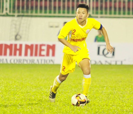 Dấu ấn Tiến Long trong cúp vô địch U19 - Ảnh 1.