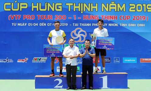 Văn Phương hạ Minh Tuấn, lên ngôi VTF Pro Tour 1 - Ảnh 2.