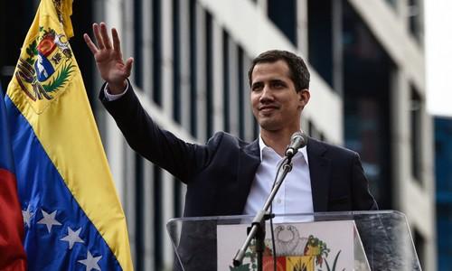 """Trung Quốc đề nghị """"nhập cuộc"""" vào căng thẳng Mỹ-Venezuela - Ảnh 1."""
