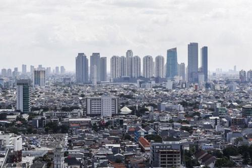 Kế hoạch khủng tái thiết Indonesia - Ảnh 1.