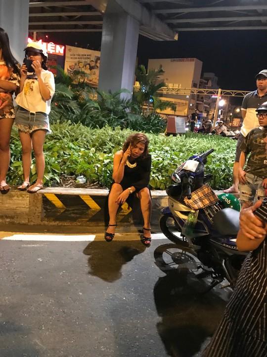 Quý bà lái xe BMW gây tai nạn kinh hoàng ở Hàng Xanh sắp ra tòa - Ảnh 1.