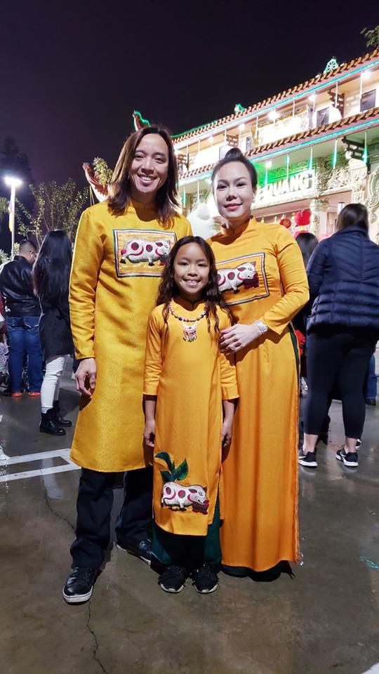 Nghệ sĩ Việt Hương vui mừng khi con gái đoạt giải thưởng wushu - Ảnh 3.