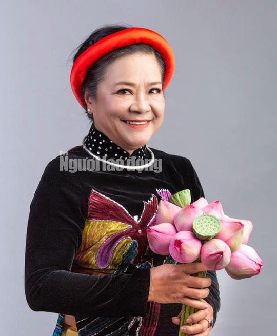 Nghệ sĩ Tú Trinh: Tôi lựa chọn phim không phải vì chảnh - Ảnh 1.