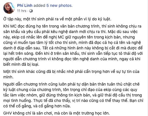 Thí sinh Giọng hát Việt 2019: Không gọi nickname không ra sân khấu - Ảnh 2.