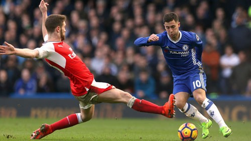 Chung kết Europa League, Arsenal - Chelsea (2 giờ ngày 30-5): Hazard muốn có quà chia tay - Ảnh 1.