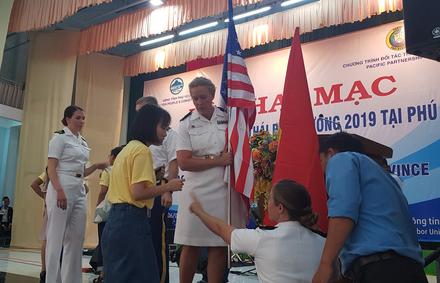 Hoa Kỳ đang giúp Việt Nam ứng phó thảm họa thiên tai - Ảnh 2.