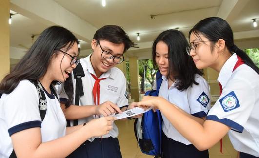 Hôm nay 14-6, Hà Nội công bố điểm thi vào lớp 10 công lập - Ảnh 1.