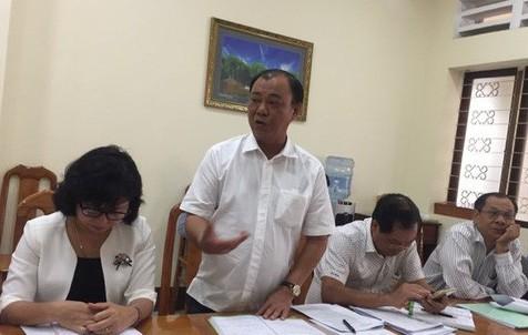 Vì sao ông Lê Tấn Hùng bị kỷ luật hình thức cách chức? - Ảnh 1.