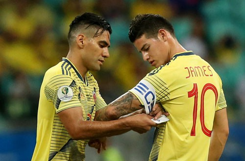 Chile - Colombia: Cuộc chiến ở trung tuyến - Ảnh 1.