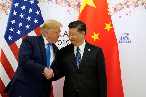 Căng thẳng thương mại Mỹ - Trung tạm hạ nhiệt - Ảnh 1.