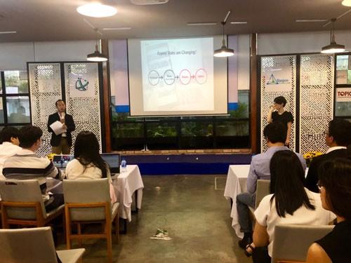 Start-up Hàn Quốc tìm cơ hội tại Việt Nam - Ảnh 1.