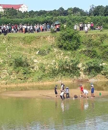 Cứu được 2 người đuối nước, nam thanh niên tử vong cùng nạn nhân thứ 3 - Ảnh 1.