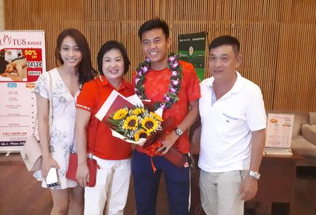 Quần vợt Việt Nam: Thách thức còn ở phía trước - Ảnh 3.