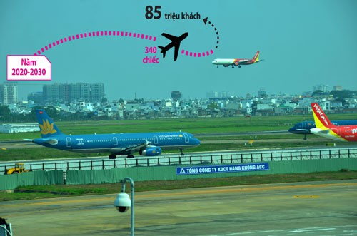 Các hãng hàng không vào cuộc đua gay cấn - Ảnh 1.