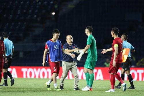 Vòng loại World Cup 2022: Tuyển Việt Nam biết người biết ta - Ảnh 1.