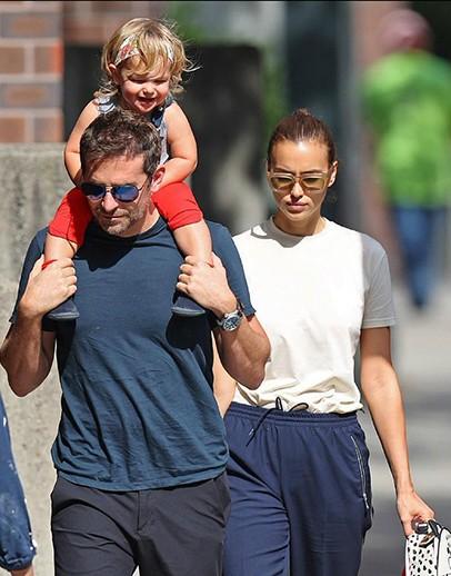 Bradley Cooper và Irina Shayk đạt thỏa thuận nuôi con - Ảnh 2.