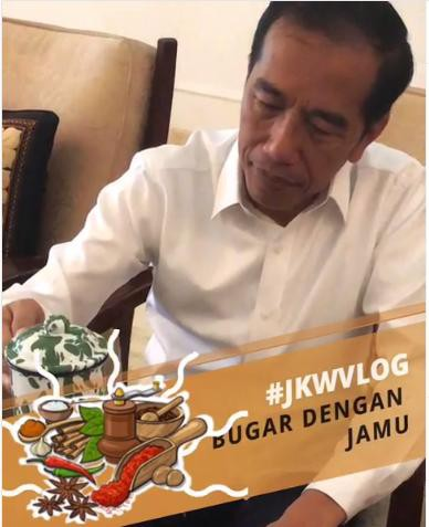 Tổng thống Indonesia chia sẻ bí quyết giữ sức khoẻ - Ảnh 2.
