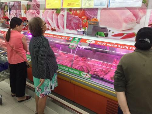 Cam kết 100% thịt heo Sagrifood không nhiễm ASF - Ảnh 1.