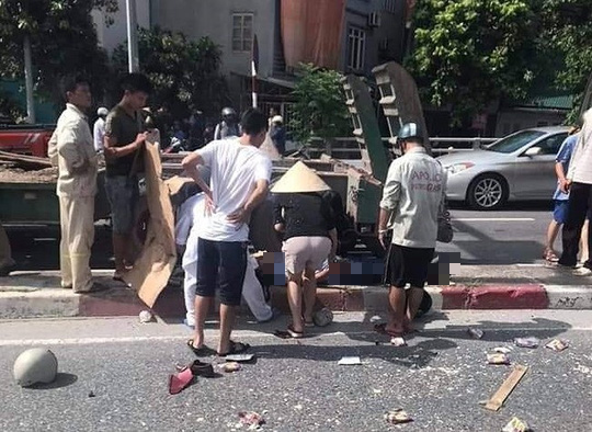 Vụ xe khách gây tai nạn kinh hoàng: Hai nạn nhân đã tử vong - Ảnh 4.