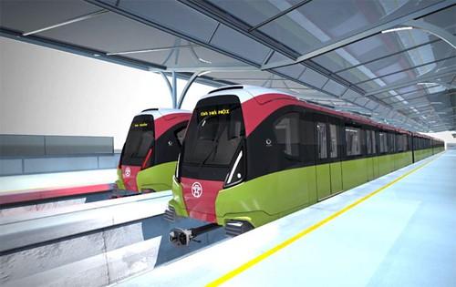 Một loạt dự án đường sắt đô thị ở Hà Nội bị tạm dừng - Ảnh 2.