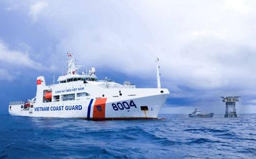 Tàu Hải Dương 8 xâm phạm vùng biển Việt Nam: Quyết tâm bảo vệ các quyền, lợi ích hợp pháp - Ảnh 1.