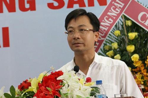 Bộ Công Thương lập Hội đồng kỷ luật Vụ trưởng Vụ thị trường trong nước Trần Duy Đông - Ảnh 1.