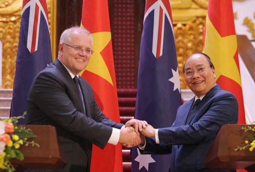 Việt Nam - Úc thúc đẩy hợp tác trên 3 trụ cột - Ảnh 1.