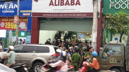 Điều tra nhiều đối tượng liên quan đến Alibaba - Ảnh 1.